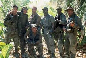 Predator Cast