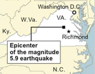 earthquake epicenter