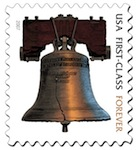 USA First Class forever stamp