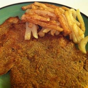 turnip Fries