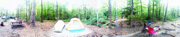 Hagan Stone Campground