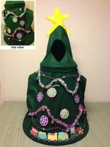 tree costume complete