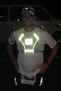 runner in night gear