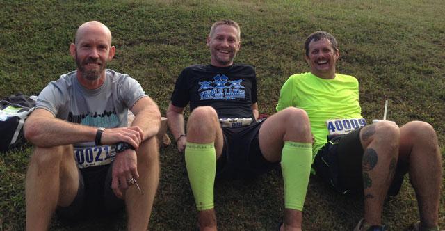 3 runners