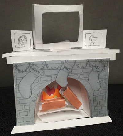 fireplace prototype
